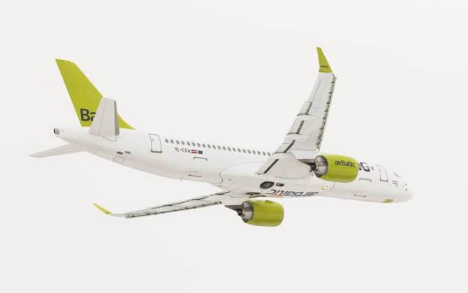airBaltic Celebrates One Year Anniversary of CS300 Operations