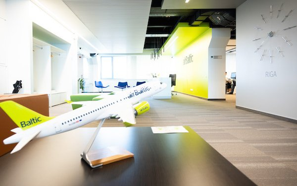airBaltic CEO Martin Gauss on how airBaltic will fly out of the crisis