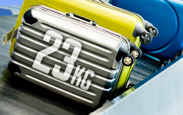airBaltic increased checked baggage weight allowance