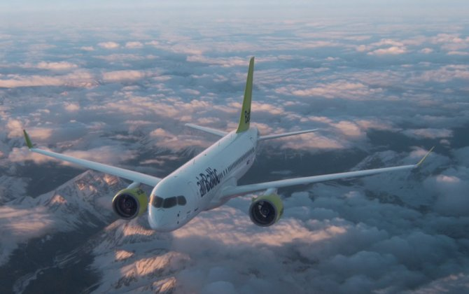 airBaltic Introduces New Cabin Crew Uniforms