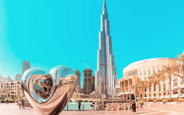 airBaltic launched flights to Dubai