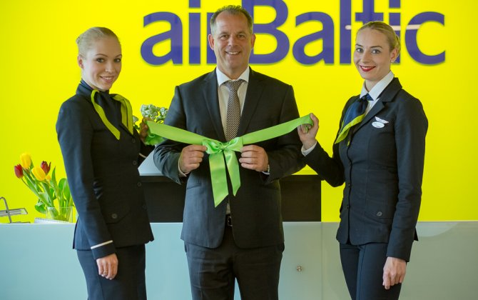 airBaltic launches direct flights between Tallinn and Vilnius
