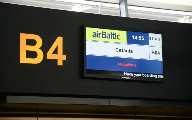airBaltic Launches Flights Between Riga and Catania