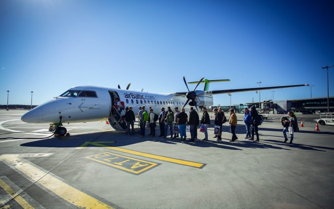 airBaltic Launches Flights Between Riga and Stavanger
