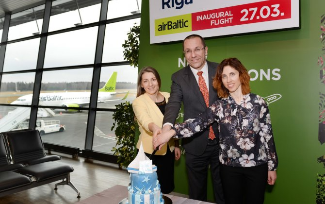 airBaltic Launches Flights from Riga to Lisbon and Gdansk