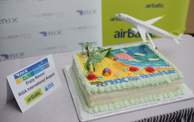 airBaltic launches Riga – Rimini