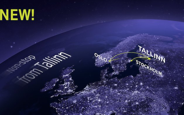 airBaltic Launches Two New Direct Routes from Tallinn