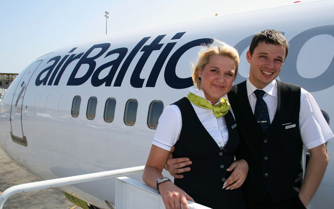 airBaltic Leads Growth in Baltic Region