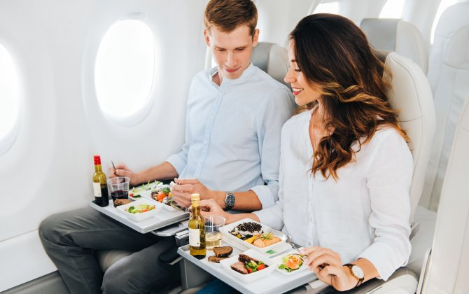 airBaltic Meal Pre-order Sales Grow 45%