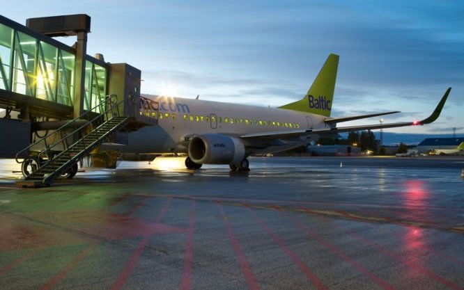 airBaltic Online Check-in Extended to Five Days