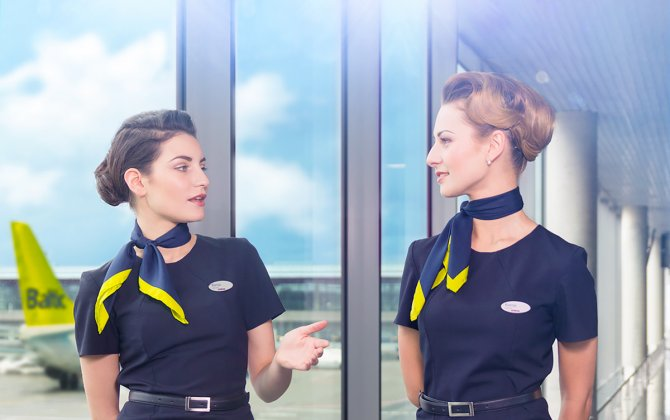 "airBaltic – ""Open Door"" for New Crew in Estonia"