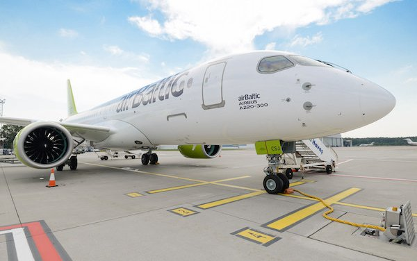 airBaltic Passenger Growth Reaches +28% in July