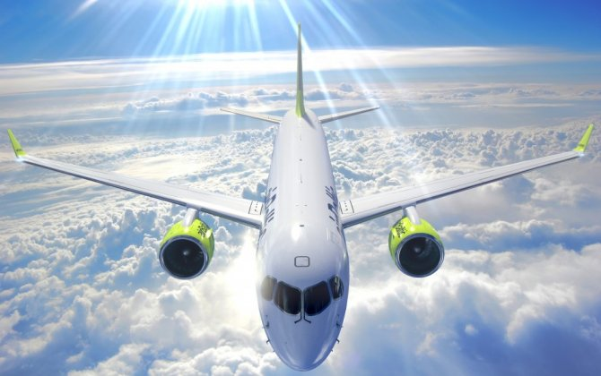 airBaltic Passengers Up + 12%