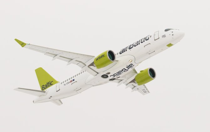airBaltic Passengers Up +27% in December