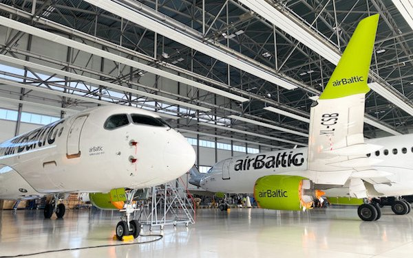 airBaltic passes IATA Operational Safety Audit