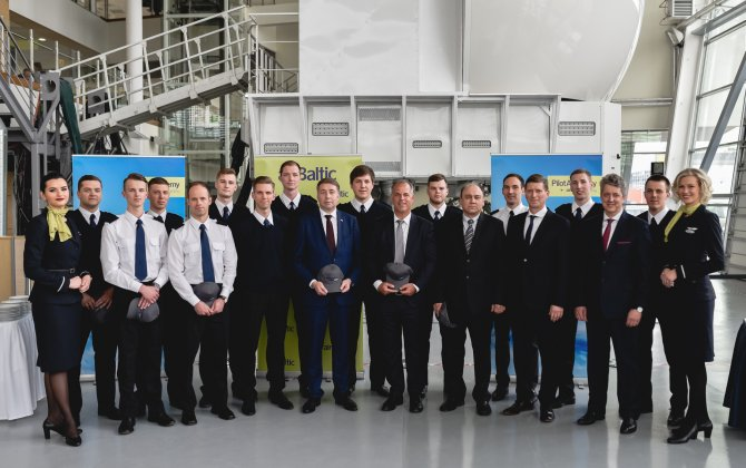 airBaltic Pilot Academy's First Students Start Studies