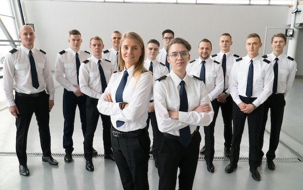 airBaltic Pilot Academy's Third Group of Students Begin Studies