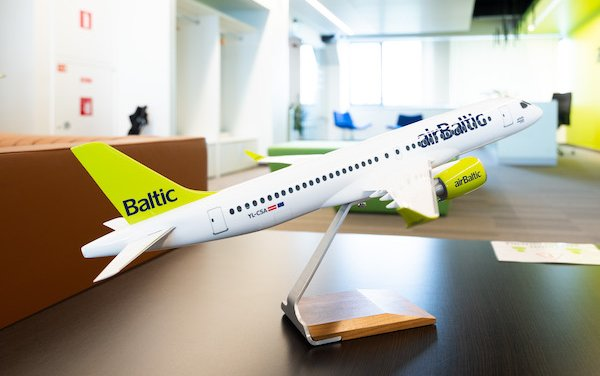 airBaltic published Annual Sustainability Report