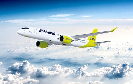 airBaltic reaches 60 000 passengers in June