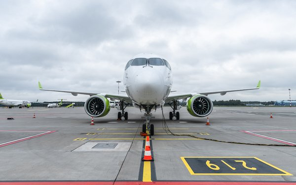 airBaltic received its 30th Airbus A220-300