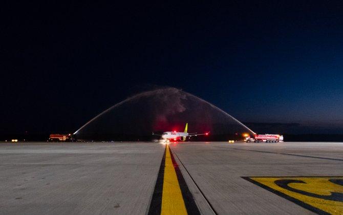 airBaltic Receives Ninth CS300 Aircraft