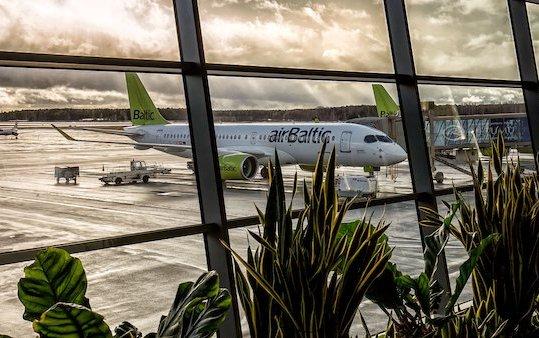 airBaltic resumes flights outside EU