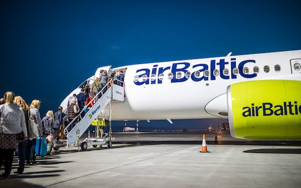 airBaltic Sees Strong Demand for Heavy Cabin Baggage