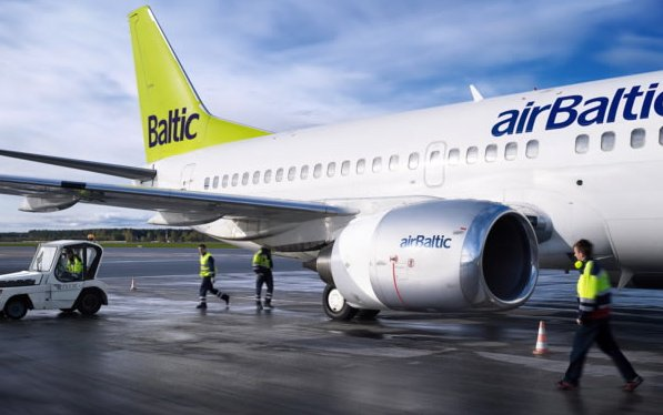 airBaltic Share Capital Increase Completed