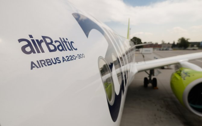 airBaltic Shows Record Revenue in H1 2018