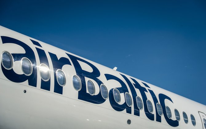 airBaltic Shows Service Reliability in 2018