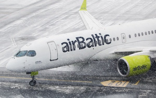 airBaltic Starts Direct Flights Between Vilnius and Kyiv