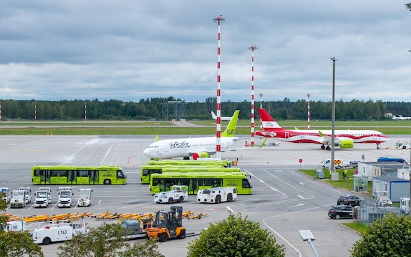 airBaltic to Maintain Essential Connectivity for the Baltics During Winter