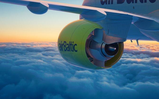 airBaltic to Operate Geneva, Tampere, Gothenburg Flights Year-Round