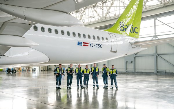 airBaltic to Recruit 50 Technicians in 2019