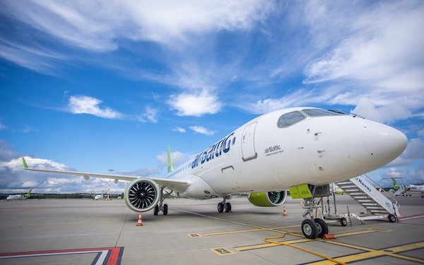 airBaltic took delivery of its 27th Airbus A220-300
