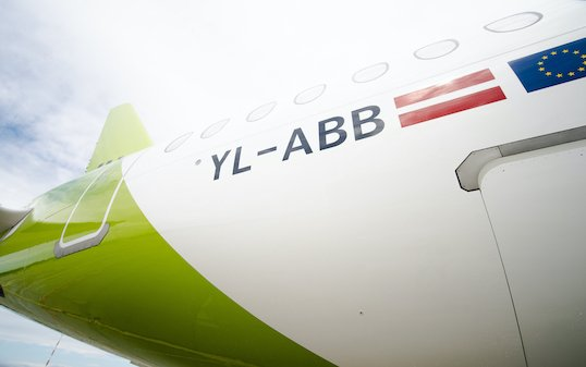 airBaltic took delivery of its 28th Airbus A220-300