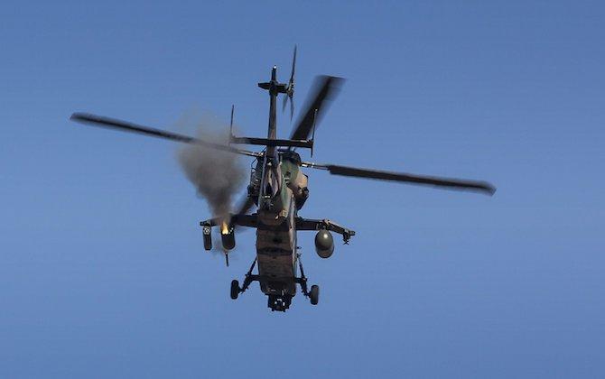 'Airborne gateway' provides air-land integration for Jericho Dawn firepower demonstration