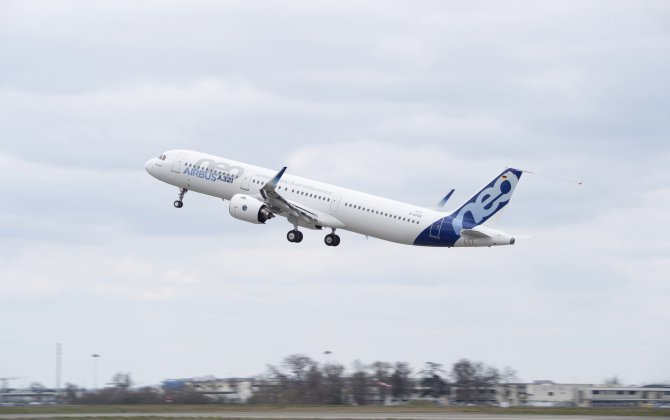 Airbus A321neo with P&W engines receives Type Certification