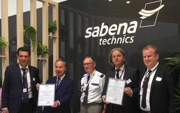 Airbus A330 MRTT rating approval acquired by Sabena technics