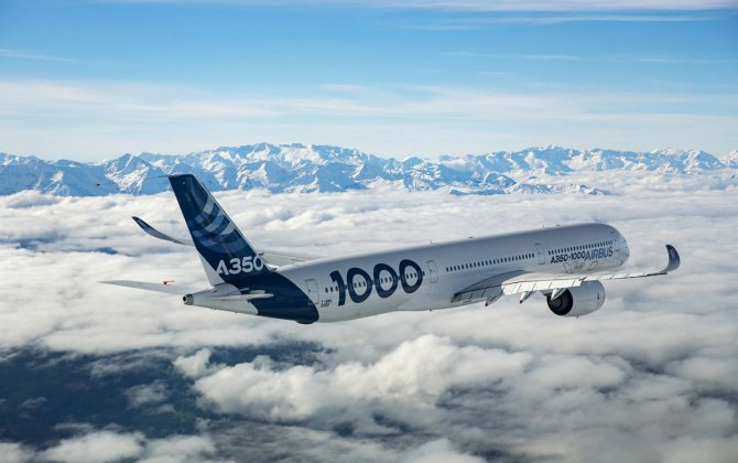 Airbus A350-1000 receives EASA and FAA Type Certification