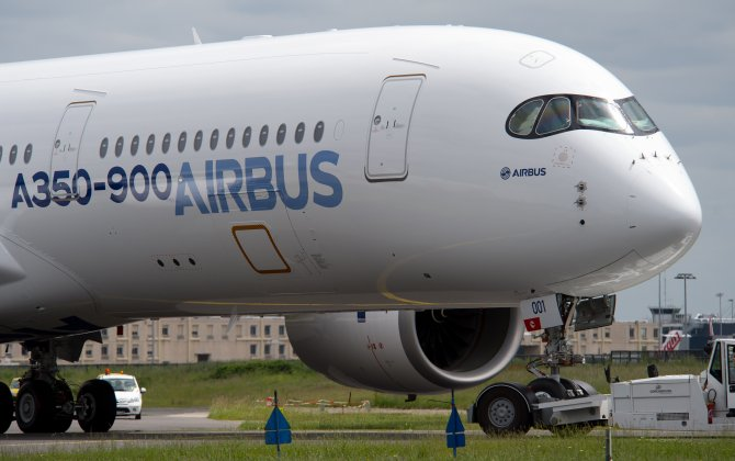 Airbus A350-900 to Cover Extra Nautical Miles by 2020