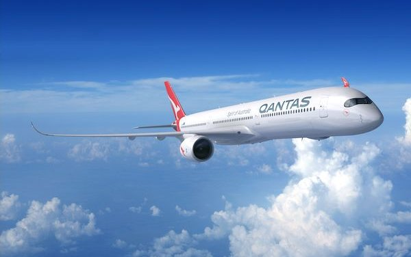 Airbus A350 selected for Qantas Project Sunrise