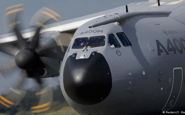Airbus A400M military transport plane hits more trouble