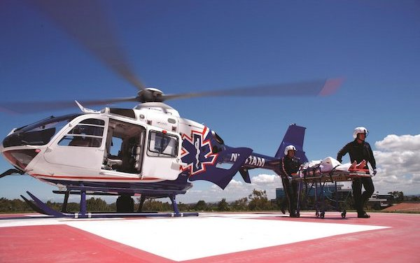 Airbus and Air Methods sign additional HCare support contract for fleet of 80 EC135s