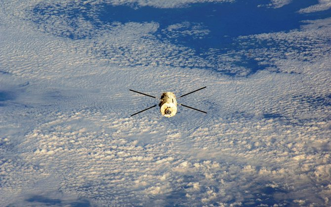 Airbus and human spaceflight: from ATV to Orion