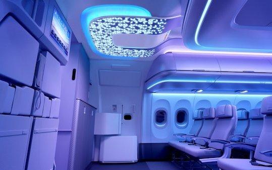 Airbus at Aircraft Interiors Expo 2019