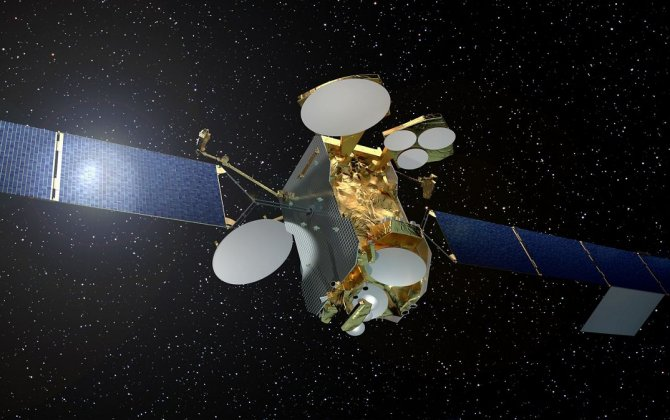 Airbus-built full electric EUTELSAT 172B satellite reaches geostationary orbit in record time