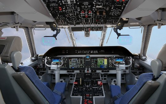 Airbus C295 is the first fixed-wing SAR platform to feature Pro Line Fusion