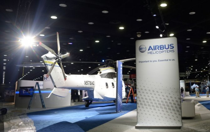 Airbus concludes coast-to-coast H215 US demo tour