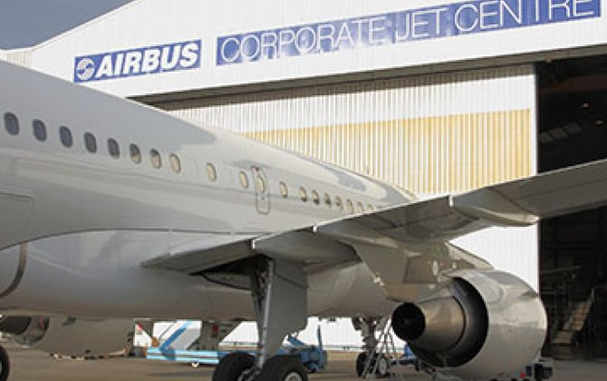 Airbus Corporate Jet Centre develops connectivity solutions under Airbus standards